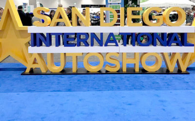 Athena Racing to Appear at the San Diego Auto Show