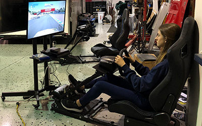 Driving Practice Simulator Keeps Skills Razor Sharp During Quarantine
