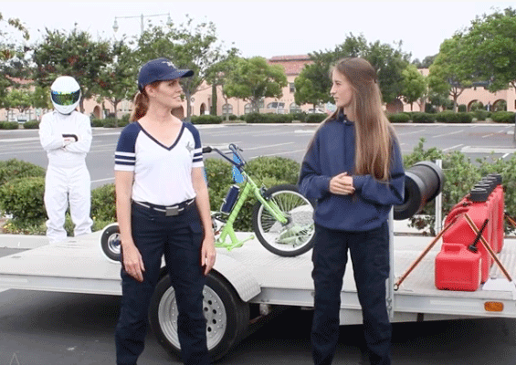 We Are Moving Female Students into STEM Careers in Automotive, Motorsports & Transportation